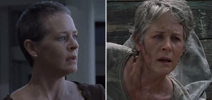 Carol, interpretada por Melissa McBride
