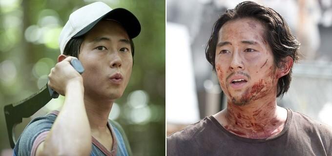 Gleen, interpretado por Steven Yeun