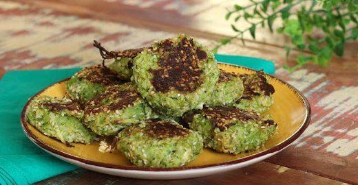 Nuggets de brócolis low carb: o petisco dos sonhos