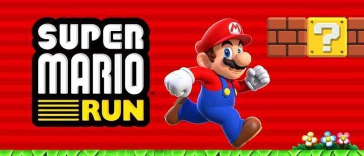"""Super Mario Run""."