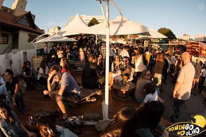 Curitiba Sunset Café recebe aniversário do Cine Truck