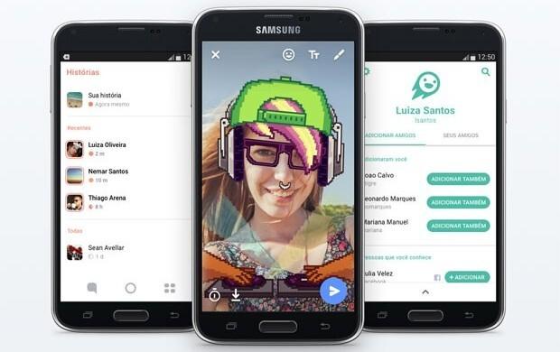 facebook-lanca-flash-o-novo-concorrente-do-snapchat
