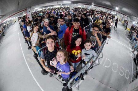 50% do público é de fora da grande São Paulo