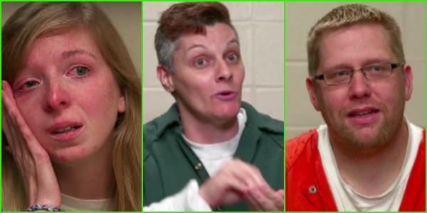Alguns dos participantes do reality show americano