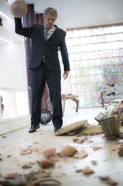 Resultado de imagem para obras destruidas em novela da globo