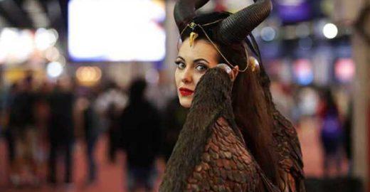 Alguns motivos pra você achar os cosplays do Brasil uma vergonha