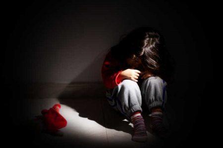 criança 5 anos estupro
