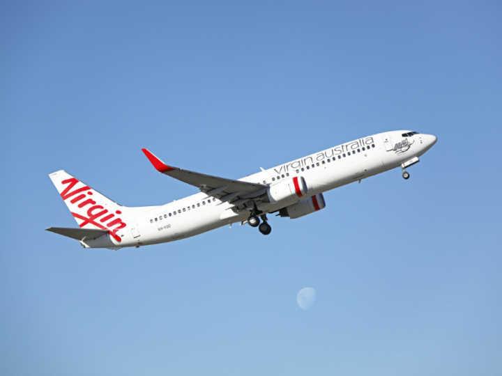 Airline Bewertung - Flugbewertung - Virgin Australia
