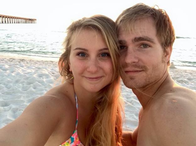 Carrie e Nic Jansen