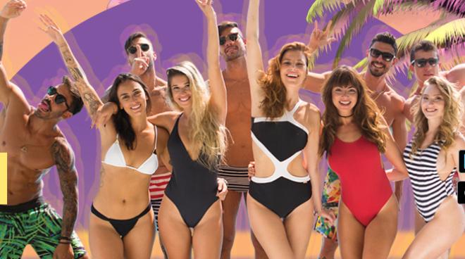 Programa 'De Férias com o Ex' Brasil, na MTV Brasil