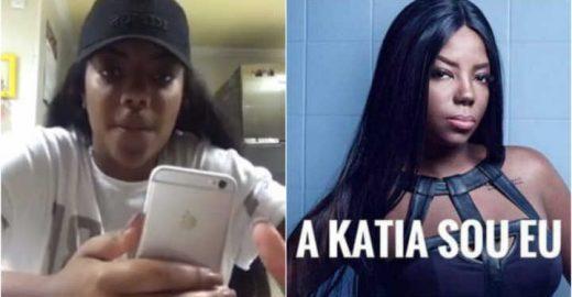 Ludmilla diz que se chama Kátia para despistar fãs e vira meme