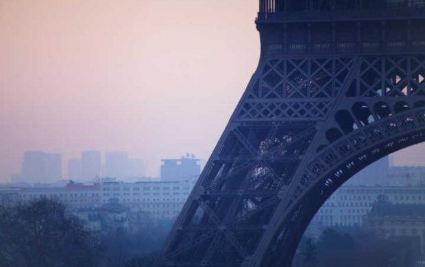 pollution in Paris