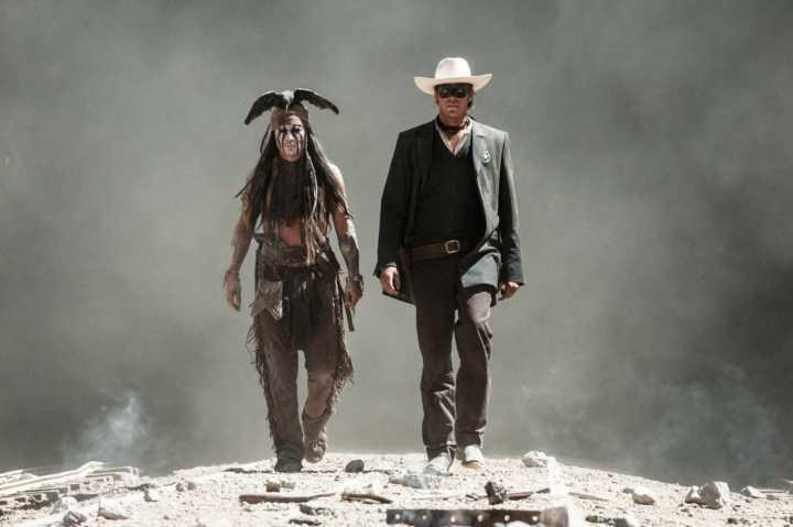 """The Lone Ranger"""