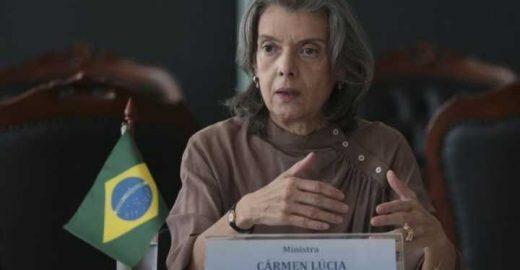 Cármen Lúcia diz que ritos do Judiciário devem ser respeitados