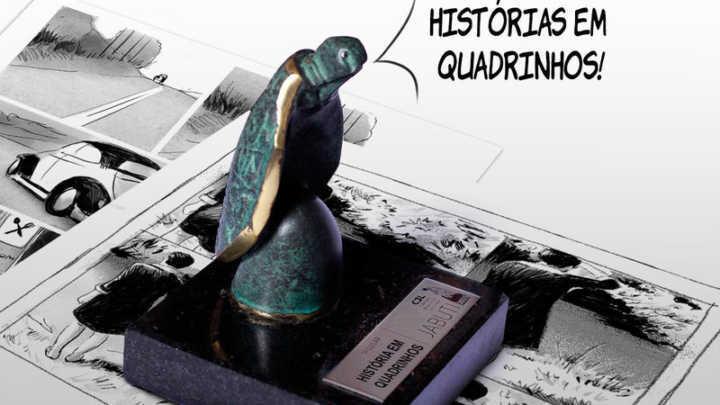 """Baixo-assinado pele inclusão da categoria """"Quadrinhos"""" no tradicional prêmio do mercado editorial brasileiro."""