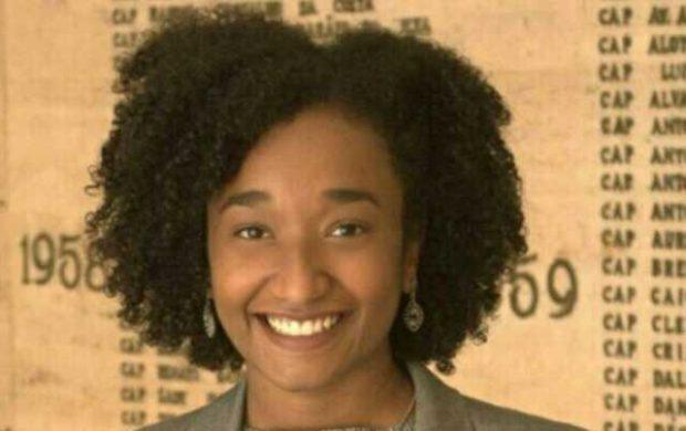 Nadia Ayad é engenharia de materiais pelo Instituto Militar de Engenharia (IME), do Rio de Janeiro