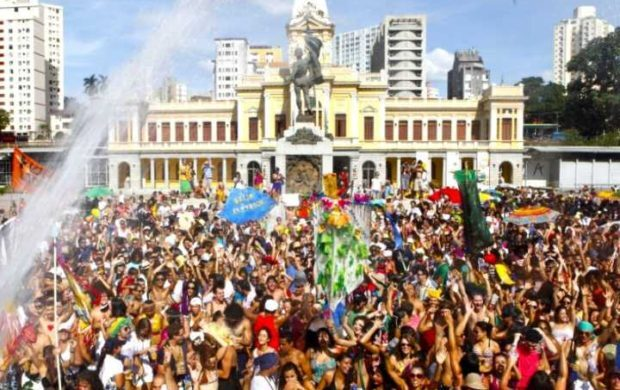 Carnaval tem início no dia 24 de fevereiro e segue até  a quarta-feira de cinzas