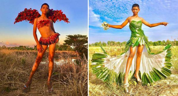 Suchanatda Kaewsa-nga cria coleções inspiradas em Victoria's Secret