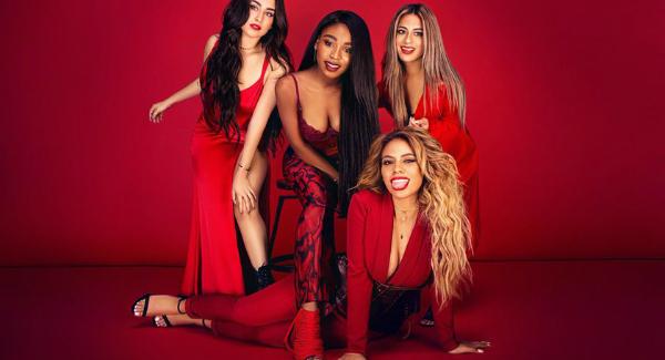 O grupo Fifth Harmony é uma das atrações confirmadas