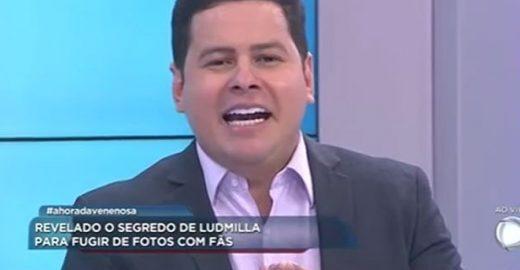 Marcão notifica Record e ameaça pedir R$10 milhões de indenização