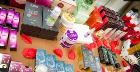 A Mata Hari Boutique Sensual comercializa, em média 7.000 produtos por mês