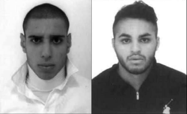 Alípio Santos e Ricardo Martins, que estão presos após morte de ambulante