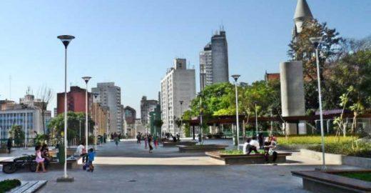 Praça Roosevelt será o local da entrega do Prêmio Cidadão SP