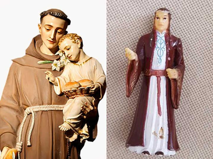 Santo Antônio x Elrond