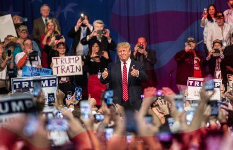 Donald Trump fez discurso de posse nesta sexta-feira