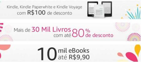 94e0ef71e75763 Amazon comemora aniversário de 4 anos com promoções imperdíveis