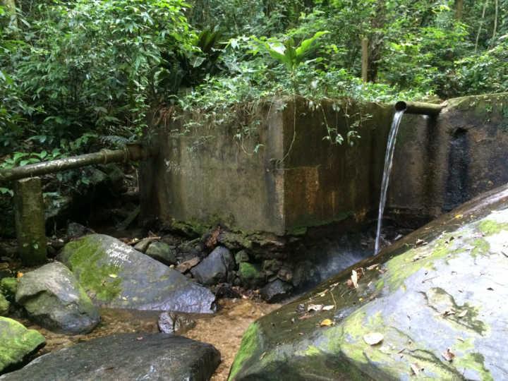 Parque Natural da Cidade e suas belezas