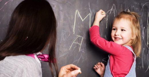 Alfabetização para crianças, métodos e atividades para ajudar