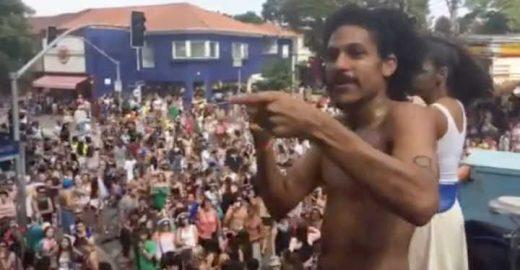Bloquinho para surdos leva inclusão para o carnaval de São Paulo