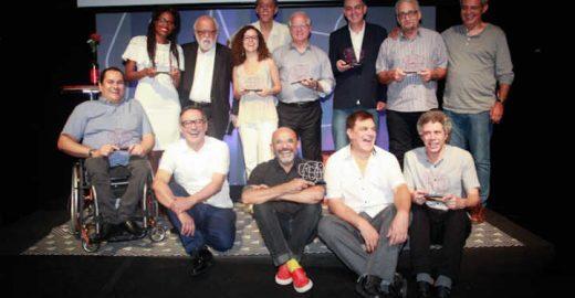 Prêmio Cidadão SP: veja fotos dos homenageados durante o evento