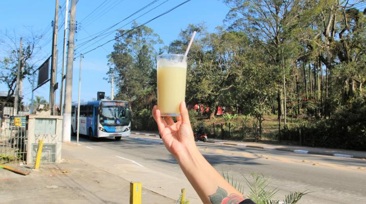 Suco de cambuci orgânico por R$5
