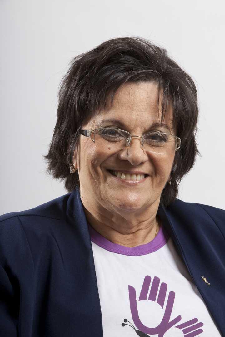 Maria da Penha transformou sua vida em luta por outras mulheres
