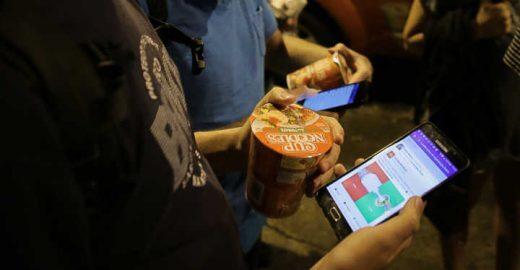 Vote e ganhe Cup Noodles de graça em quatro universidades de SP
