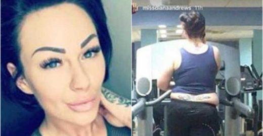 Fisiculturista faz piada gordofóbica de mulher andando na esteira