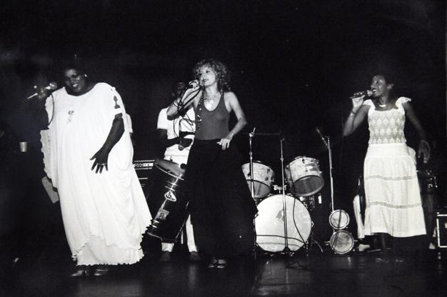 Dona Ivone Lara, Gisa Nogueira e Leci Brandão – Projeto Pixinguinha 1980
