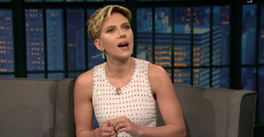 Veja o motivo de Scarlett Johansson fazer aulas de defesa pessoal