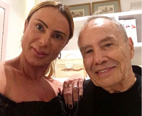 Marilene Saade entrega intimidade de Stênio Garcia na hora do sexo