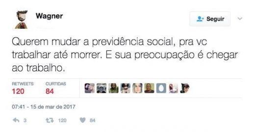 O que a internet está falando sobre a greve geral no Brasil