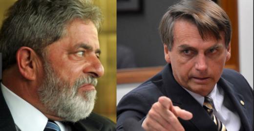 Lula mantém liderança e Bolsonaro pula para segundo lugar
