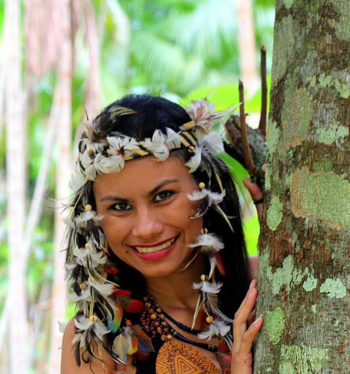 A geógrafa Márcia Kambeba escreve sobre a identidade dos povos indígenas