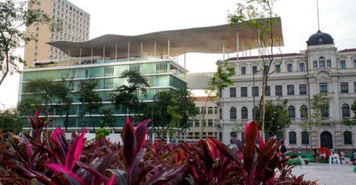 Museu de Arte de Rio: um MAR de cultura na Praça Mauá