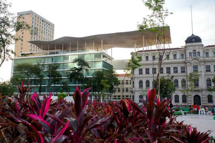 MAR (Museu de Arte do Rio)