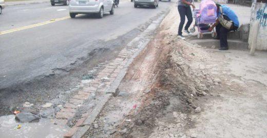 Campanha 'Calçada Cilada' mapeia irregularidades em vias públicas