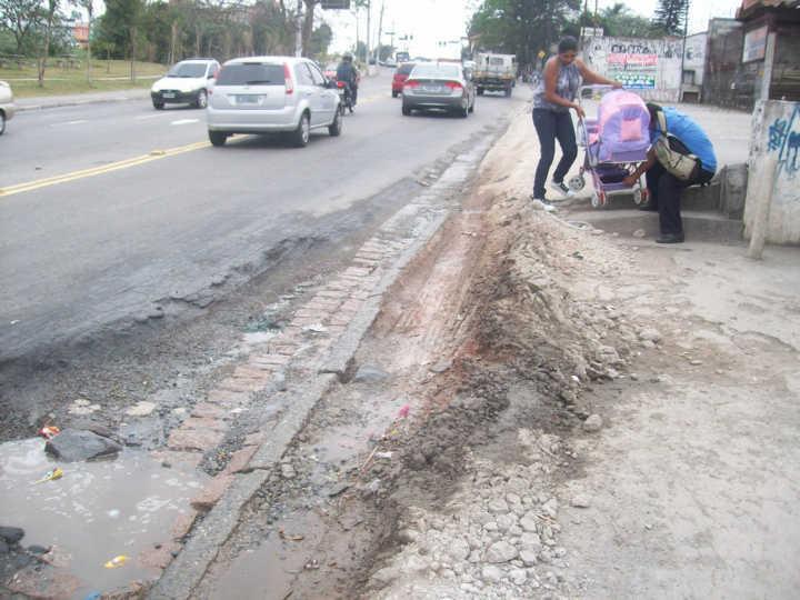 O objetivo da ação é mapear os problemas de calçadas, avenidas, ruas e praças no Brasil