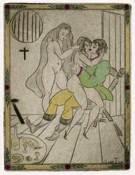 Reprodução / Clara Tice / Honest Erotica