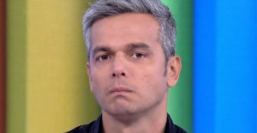Após rir de machismo, Otaviano Costa é substituído no Vídeo Show